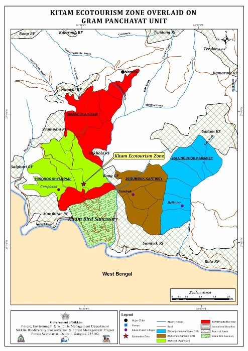 Map Kitam