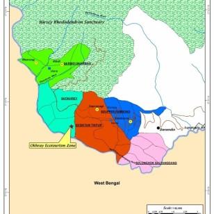 Map Okhrey