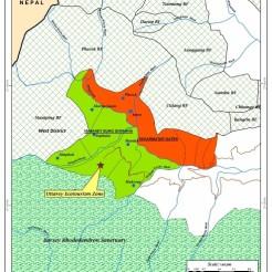 Map Uttarey