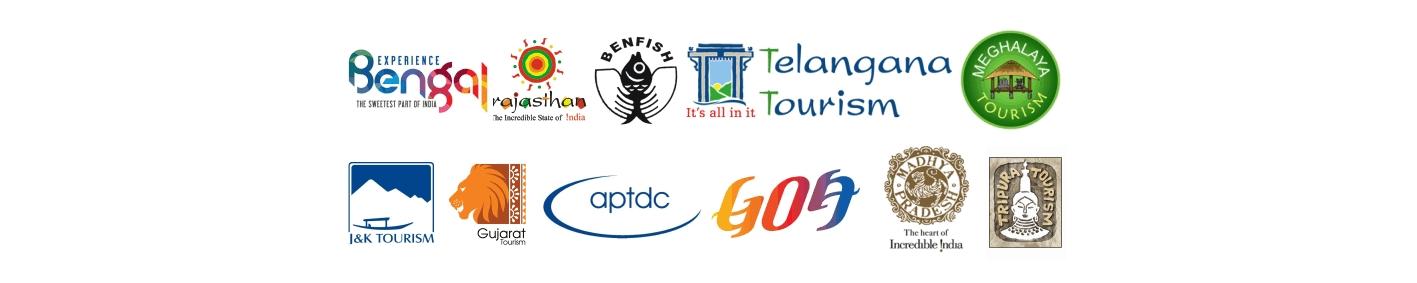 Khorlo Tours & Travels Logo Line Govt