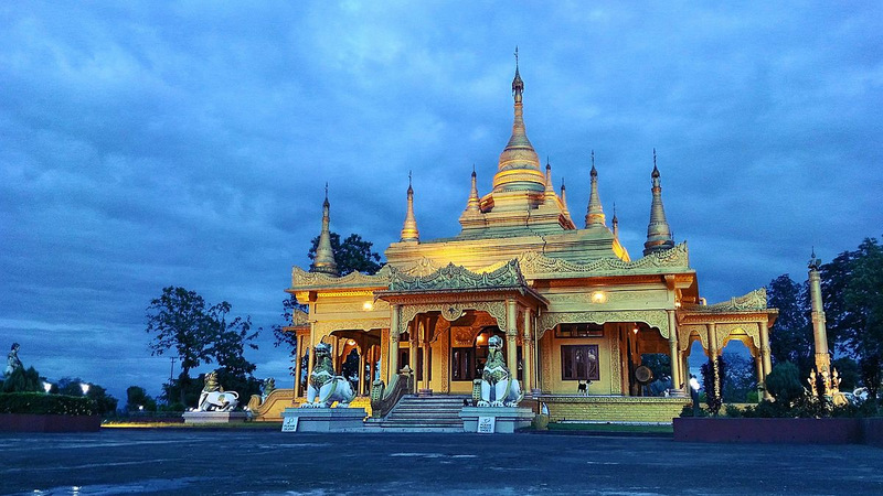 Roing Golden_Pagoda Ankan_Deka