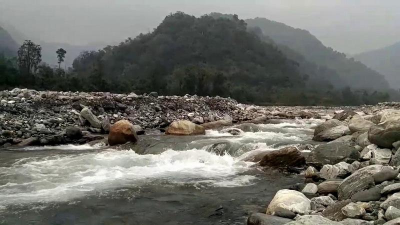 Roing River roing